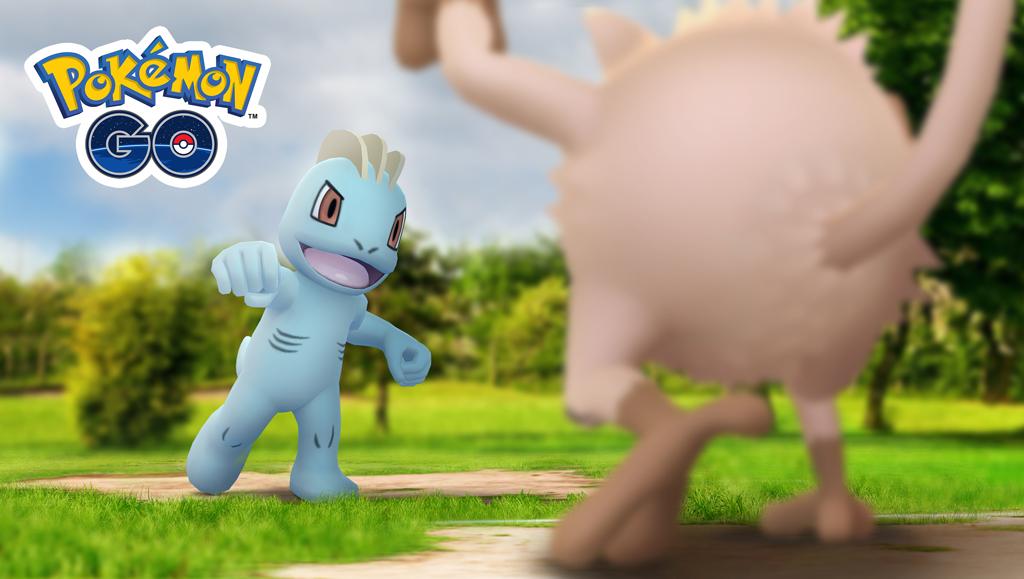Pokémon GO anuncia el nuevo evento Desafío Lucha